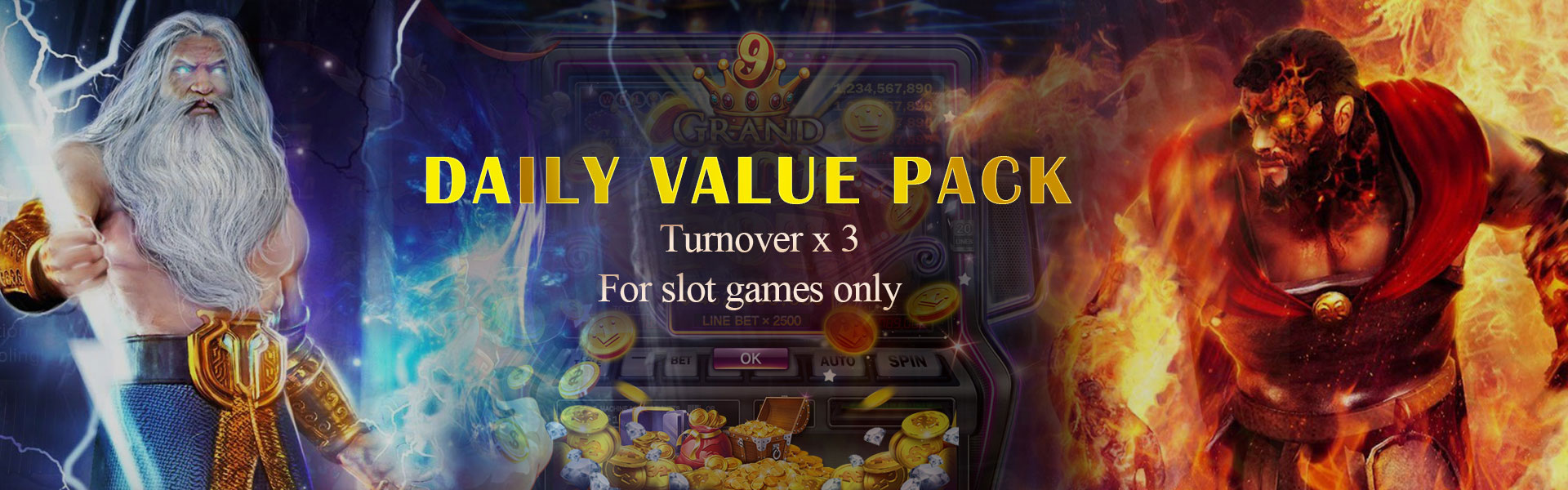 Daily Value Pack